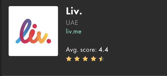 Liv. is thought of very highly by our 11:FS Pulse experts.
