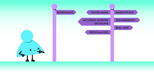How the mortgage process is being simplified