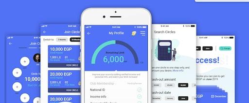 MoneyFellows Interface